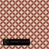 Gạch bông CTS 6.25(12-62) – 16 viên – Encaustic cement tile CTS 6.25(12-62) – 16 tiles