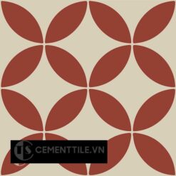 Gạch bông CTS 6.25(12-62) - Encaustic cement tile CTS 6.25(12-62)