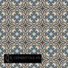 Gạch bông CTS 84.9(9-10-12-13) - 16 viên - Encaustic cement tile CTS 84.9(9-10-12-13) - 16 tiles