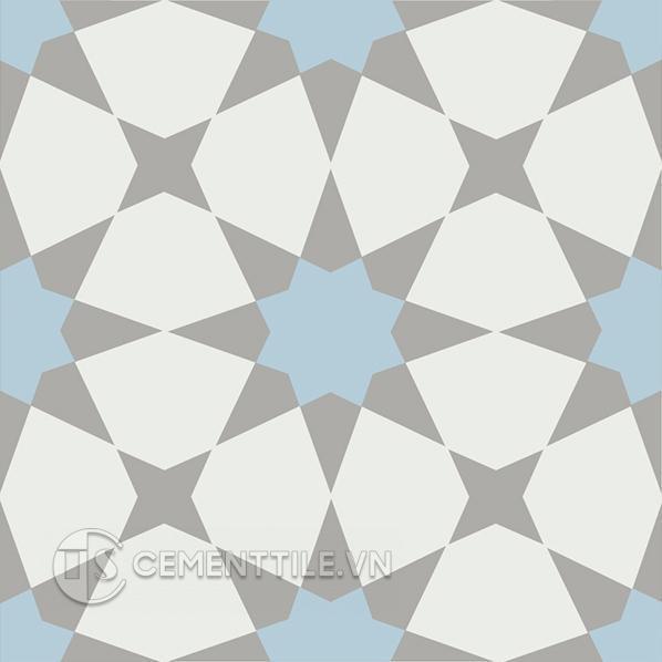 Gạch bông CTS 141.7(2-4-9) - Encaustic cement tile CTS 141.7(2-4-9)