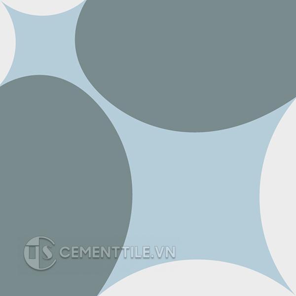 Gạch bông CTS 214.1(2-4-49) - Encaustic cement tile CTS 214.1(2-4-49)