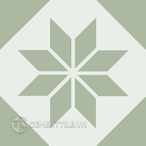 Gạch bông CTS 27.13(4-7) - Encaustic cement tile CTS 27.13(4-7)