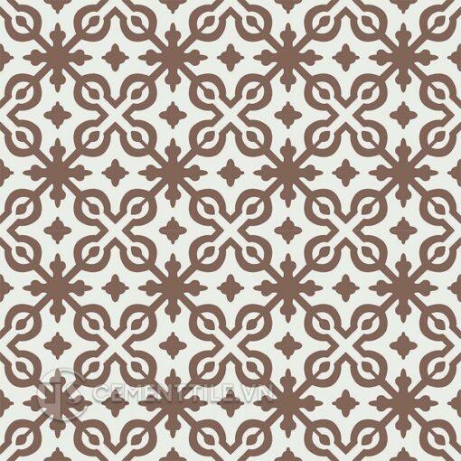 Gạch bông CTS 22.10(4-14) - 16 tiles - Encaustic cement tile CTS 22.10(4-14) - 16 tiles