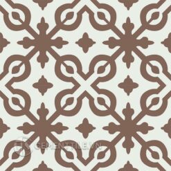 Gạch bông CTS 22.10(4-14) - 4 tiles - Encaustic cement tile CTS 22.10(4-14) - 4 tiles