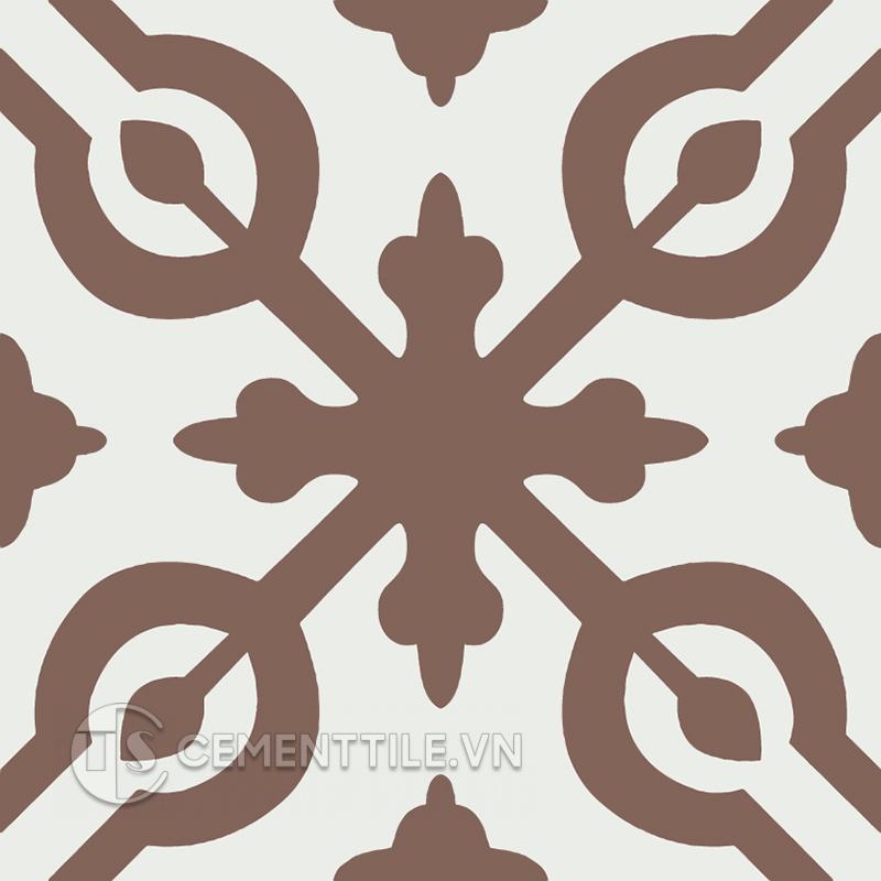 Gạch bông CTS 22.10(4-14) - Encaustic cement tile CTS 22.10(4-14)