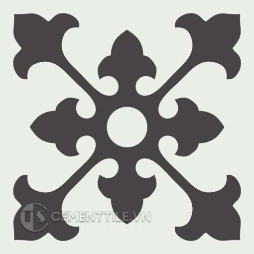 Gạch bông CTS 39.9(4-13) - Encaustic cement tile CTS 39.9(4-13)