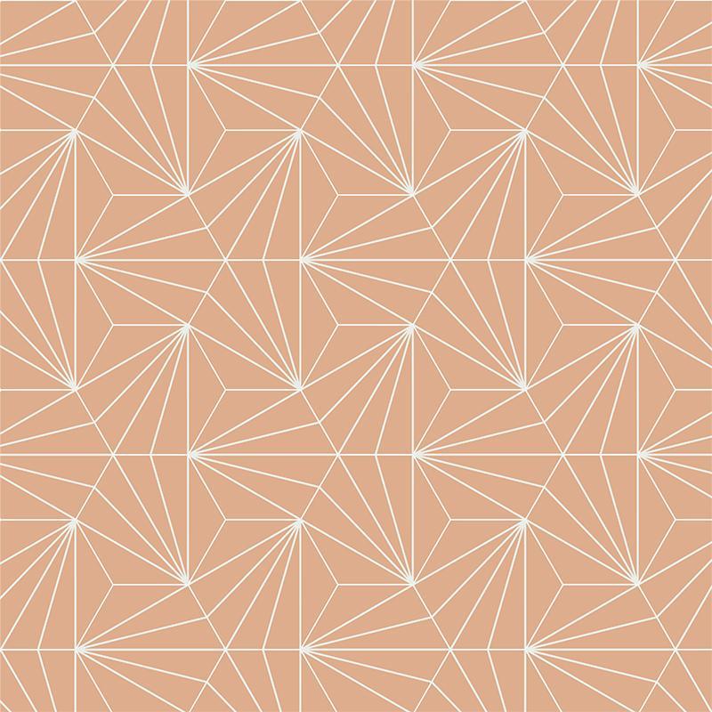 Gạch bông CTS 402.11(4-38) - Encaustic cement tile CTS 402.11(4-38)