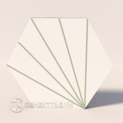 Gạch bông CTS 402.12(4-7) - Encaustic cement tile CTS 402.12(4-7)