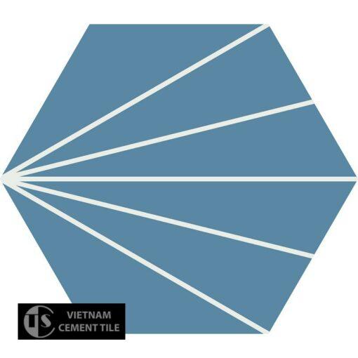 Gạch bông CTS 402.13(4-10) - Encaustic cement tile CTS 402.13(4-10)