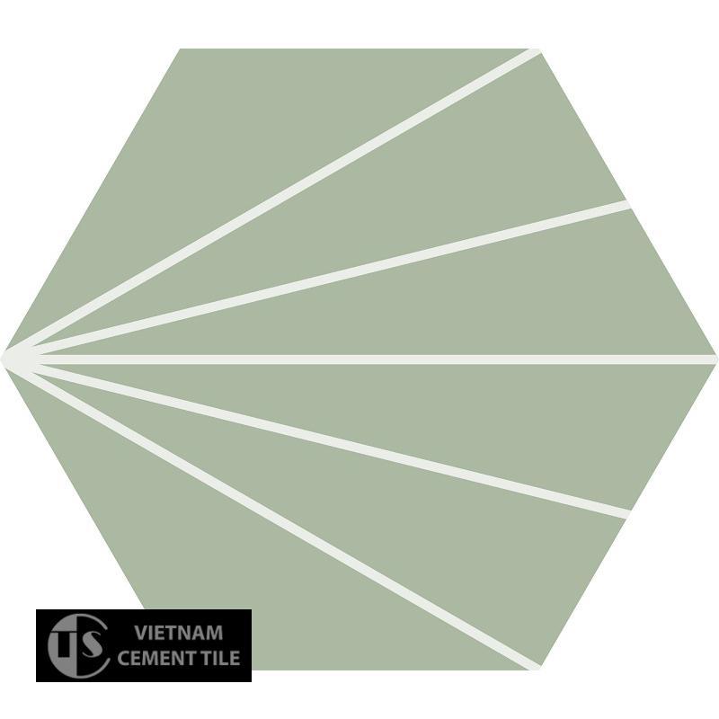 Gạch bông CTS 402.8(4-7) - Encaustic cement tile CTS 402.8(4-7)