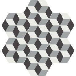 Gạch bông CTS H403.1(4-9-13) - 7 viên - Encaustic cement tile CTS H403.1(4-9-13) - 7 viên