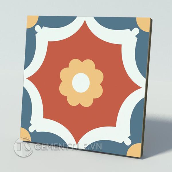 Gạch bông CTS 78.1(1-4-5-6) - Encaustic cement tile CTS 78.1(1-4-5-6)