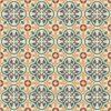 Gạch bông CTS 80.4(19-34-40-59-62) - 16 viên - Encaustic cement tile CTS 80.4(19-34-40-59-62) - 16 tiles