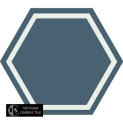 Gạch bông lục giác CTS H404.4(1-4) - Encaustic cement tile Hexagon CTS H404.4(1-4)
