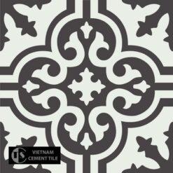 Gạch bông CTS 1.50(4-13) - Encaustic cement tile CTS 1.50(4-13)