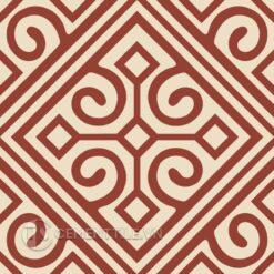 Gạch bông CTS 136.2(59-62) - Encaustic cement tile CTS 136.2(59-62)