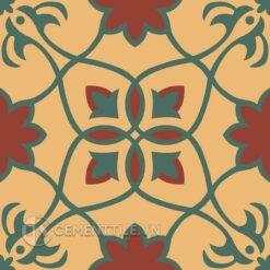 Gạch bông CTS 138.3(6-40-62) - Encaustic cement tile CTS 138.3(6-40-62)