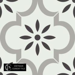 Gạch bông CTS 220.1(4-9-13) - Encaustic cement tile CTS 220.1(4-9-13)