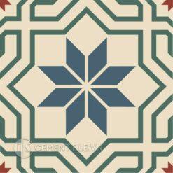 Gạch bông CTS 88.2(1-4-59-62) - Encaustic cement tile CTS 88.2(1-4-59-62)