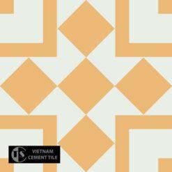 Gạch bông CTS 92.3(4-6) - Encaustic cement tile CTS 92.3(4-6)