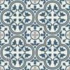 Gạch bông CTS 97.5(1-4-9) - 16 viên - Encaustic cement tile CTS 97.5(1-4-9) - 16 tiles