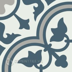 Gạch bông CTS 97.5(1-4-9) - Encaustic cement tile CTS 97.5(1-4-9)