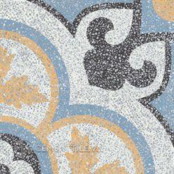 Gạch bông CTS TE-129.7(4-6-13-16) - Encaustic cement tile CTS TE-129.7(4-6-13-16)