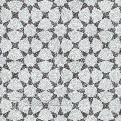 Gạch bông CTS TE-141.1(4-13) - 4 viên - Encaustic cement tile CTS TE-141.1(4-13) - 4 tiles