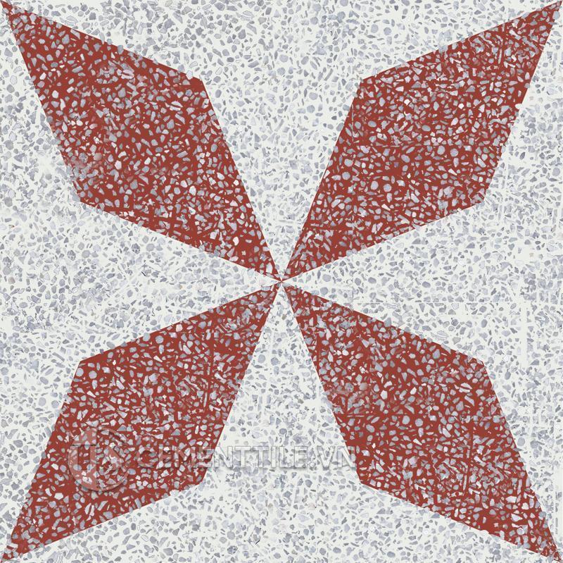 Gạch bông CTS TE-170.2(4-62) - Encaustic cement tile CTS TE-170.2(4-62)
