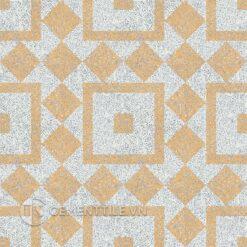 Gạch bông CTS TE-92.3(4-6) - 4 tiles - Encaustic cement tile CTS TE-92.3(4-6) - 4 tiles