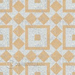 Gạch bông CTS TE-92.3(4-6) - 4 tiles - Encaustic cement tile CTS TE-92.3(4-6) - 4 tiles