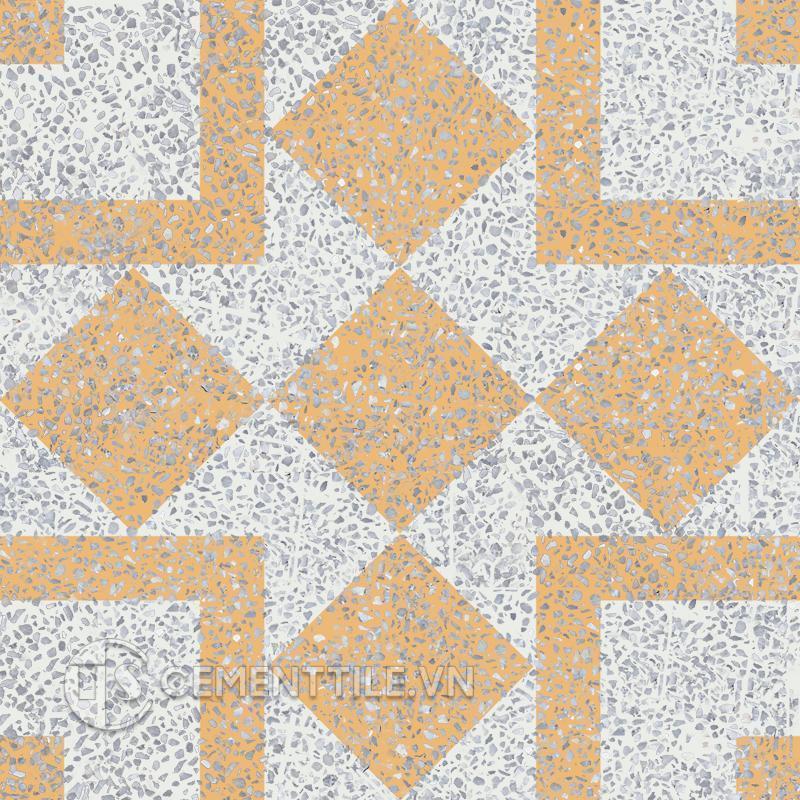 Gạch bông CTS TE-92.3(4-6) - Encaustic cement tile CTS TE-92.3(4-6)