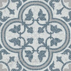 Gạch bông CTS TE-97.5(1-4-9) - 4 viên - Encaustic cement tile CTS TE-97.5(1-4-9) - 4 tiles