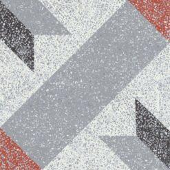 Gạch bông CTS TE-12.2(4-5-9-13) - Encaustic cement tile CTS TE-12.2(4-5-9-13)