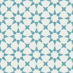 Gạch bông CTS 141.8(4-57) - 4 viên - Encaustic cement tile CTS 141.8(4-57) - 4 tiles