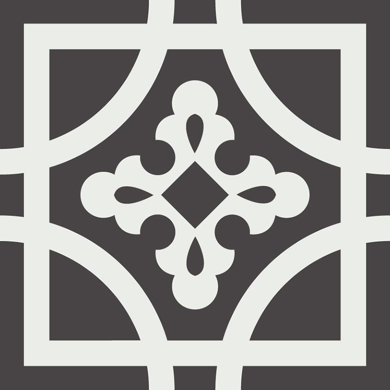 Gạch bông CTS 221.1(4-13) - Encaustic cement tile CTS 221.1(4-13)