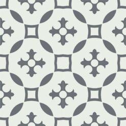 Gạch bông CTS 36.5(4-13) - 4 viên - Encaustic cement tile CTS 36.5(4-13) - 4 tiles