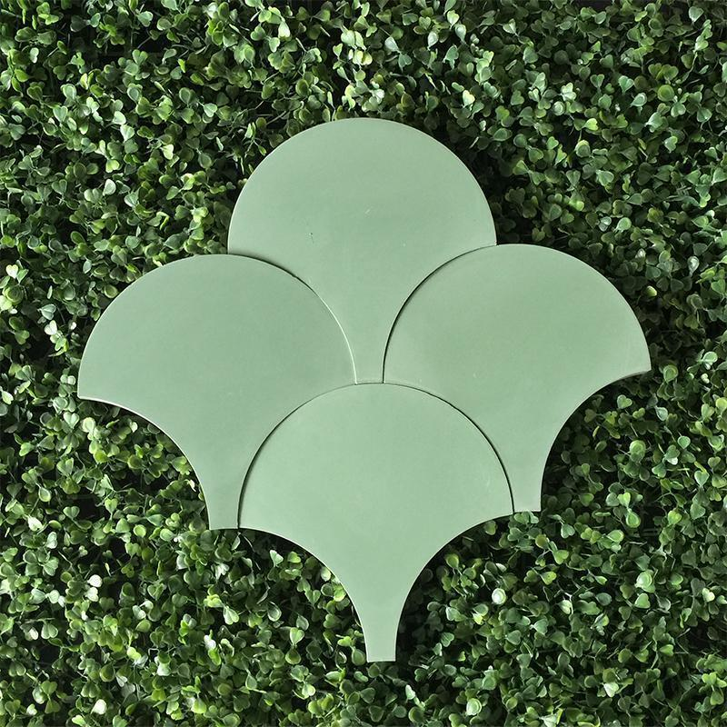 Gạch vẩy cá CTS FC 7 - Fish scales tile cts FC 7