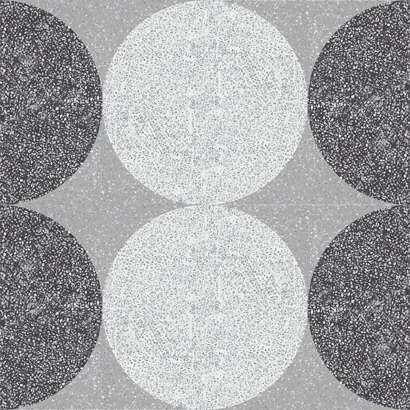 Gạch bông CTS TE-149.1(4-9-13)- 4 viên - Encaustic cement tile CTS TE-149.1(4-9-13)-4tiles