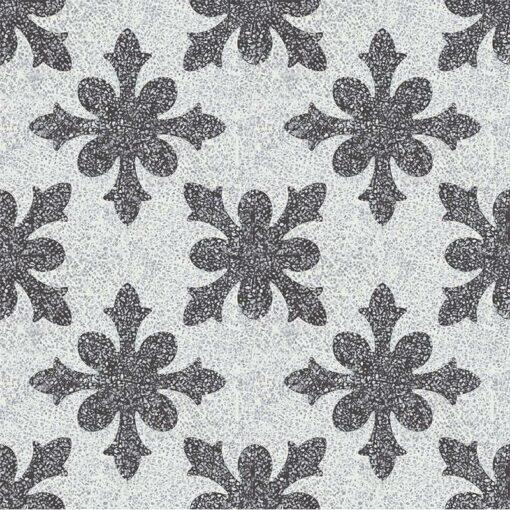 Gạch bông CTS TE-17.3(4-13) - 4 viên - Encaustic cement tile CTS TE-17.3(4-13)-4 tiles