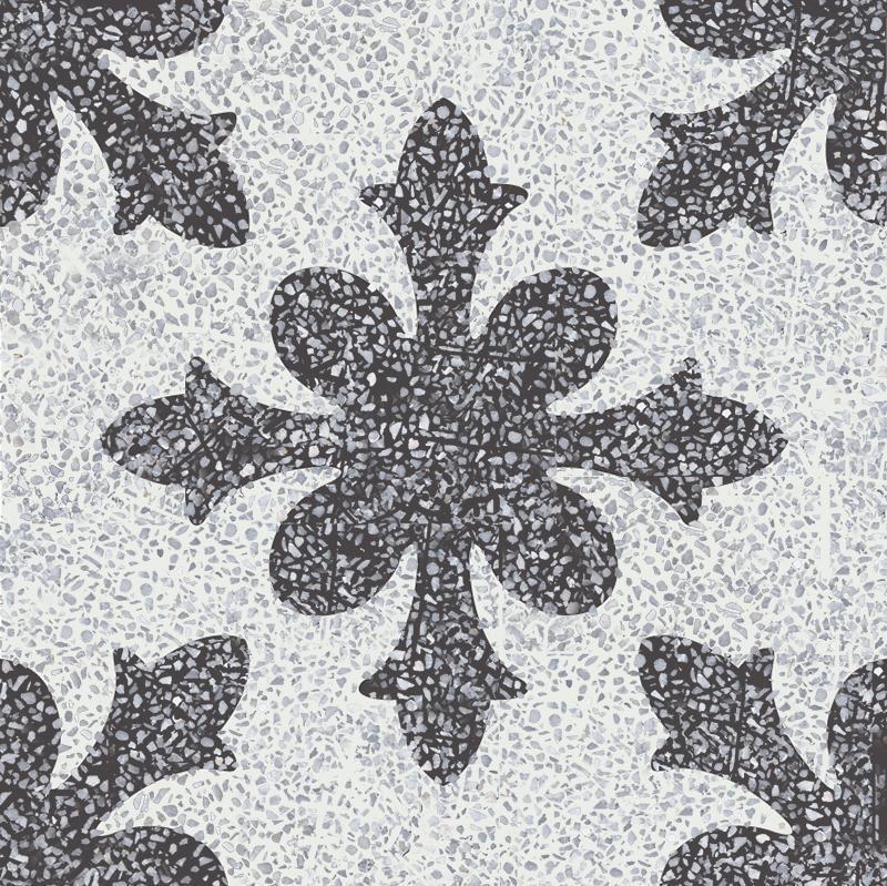 Gạch bông CTS TE-17.3(4-13) - Encaustic cement tile CTS TE-17.3(4-13)