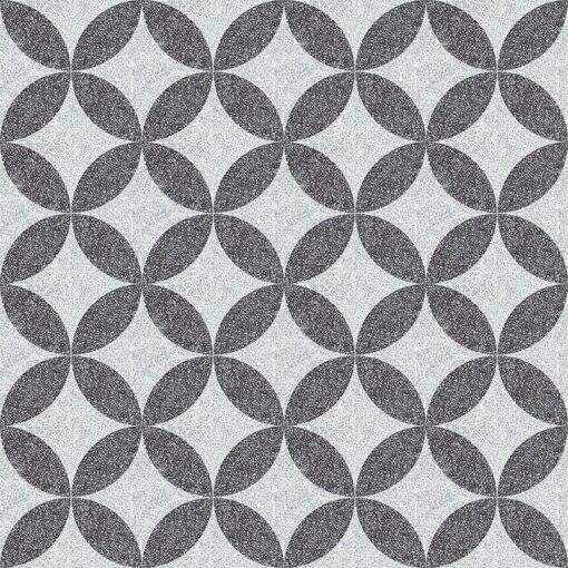Gạch bông CTS TE-7.5(4-13) - 16 viên - Encaustic cement tile CTS TE-7.5(4-13)-16 tiles
