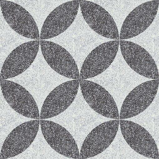 Gạch bông CTS TE-7.5(4-13) - 4 viên - Encaustic cement tile CTS TE-7.5(4-13)-4 tiles
