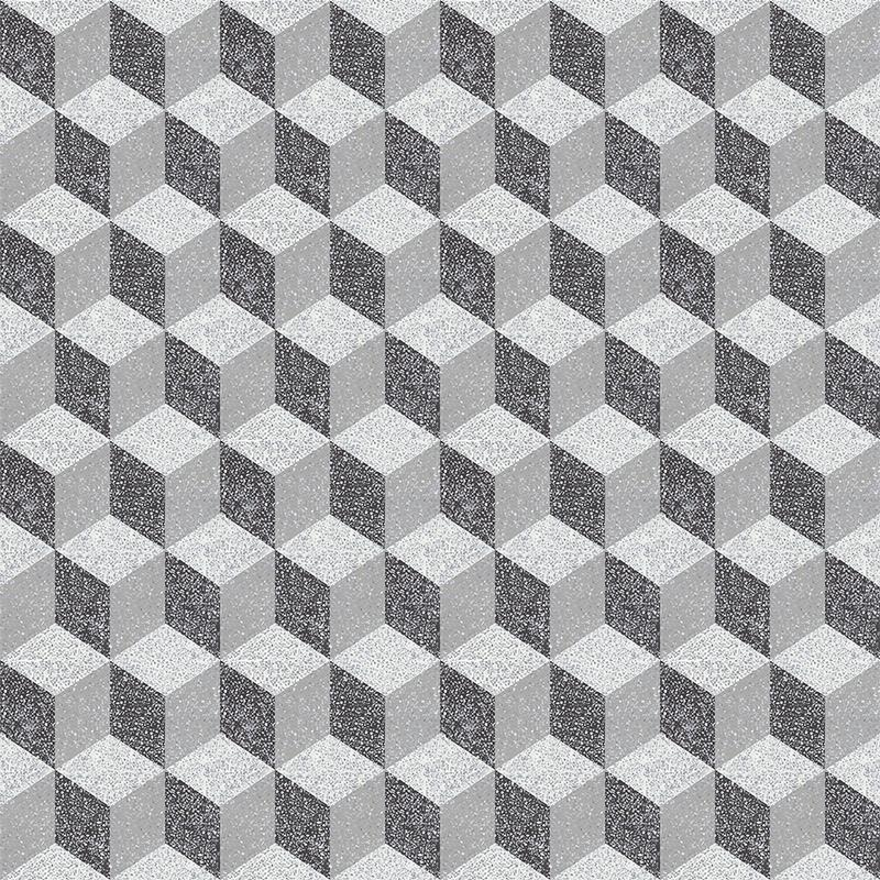 Gạch bông CTS TE-8.2(4-13-9) - 16 viên - Encaustic cement tile CTS TE-8.2(4-13-9) - 16tiles