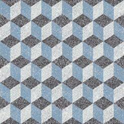 Gạch bông CTS TE-9.2(4-13-16)-4 viên - Encaustic cement tile CTS TE-9.2(4-13-16)-4 tiles