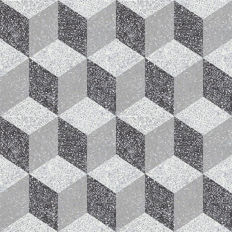 Gạch bông CTS TE-8.2(4-13-9) - 4 viên - Encaustic cement tile CTS TE-8.2(4-13-9)-4 tiles
