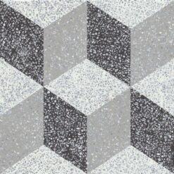 Gạch bông CTS TE-8.2(4-13-9) - Encaustic cement tile CTS TE-8.2(4-13-9)