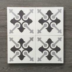 Gạch bông CTS CTS 226.1(4-13) - Encaustic cement tile CTS 226.1(4-13)