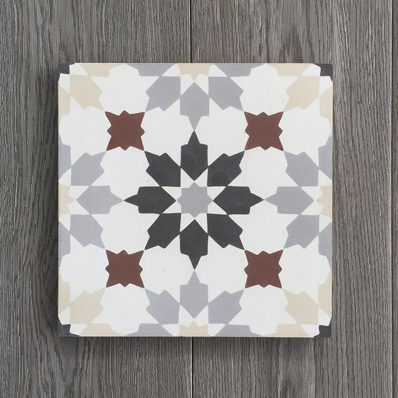 Gạch bông CTS CTS 3.20(4-9-12-13-60) - Encaustic cement tile CTS 3.20(4-9-12-13-60)