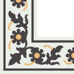 Gạch bông CTS BC132.1(4-6-13) - Encaustic cement tile CTS BC132.1(4-6-13)